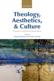 Theology Aesthetics Culture book